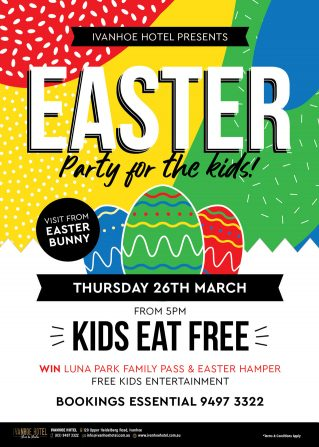 Ivanhoe-Hotel-Easter-Party